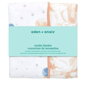 Aden and Anais Muslin Blanket
